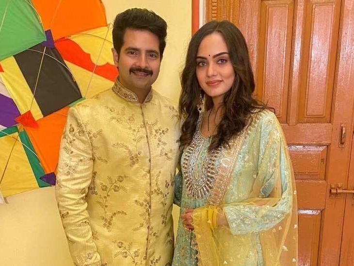 करण मेहरा और उनकी को-स्टार हिमांशी पाराशर ने लॉक किया कमेंट सेक्शन, हाल ही में वायरल हुई दोनों की चैट|टीवी,TV - Dainik Bhaskar