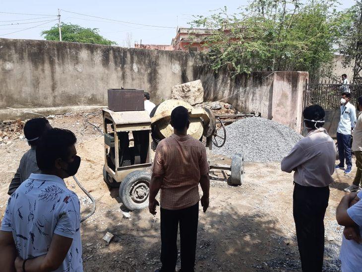 एक साथ तीन फीडर से कनेक्ट रहेगा ब्यावर का अमृतकौर अस्पताल; दो फीडर की लाइन स्टेंडबाई में रहेगी अजमेर,Ajmer - Dainik Bhaskar