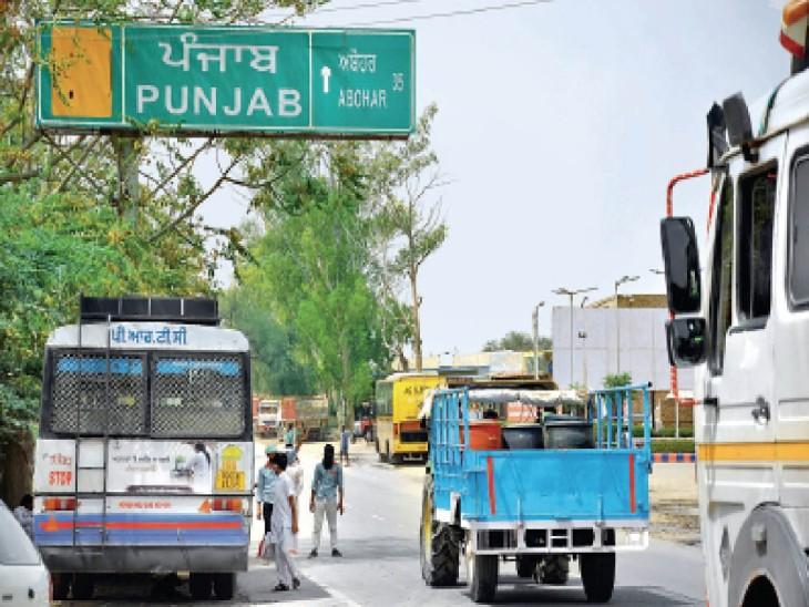तीन राज्यों से रोज 14.27 रुपए करोड़ के ईंधन की तस्करी, पेट्रोल के दाम 100 रुपए प्रति लीटर के पार होने के बाद पड़ोसी राज्यों से तस्करी बढ़ी देश,National - Dainik Bhaskar