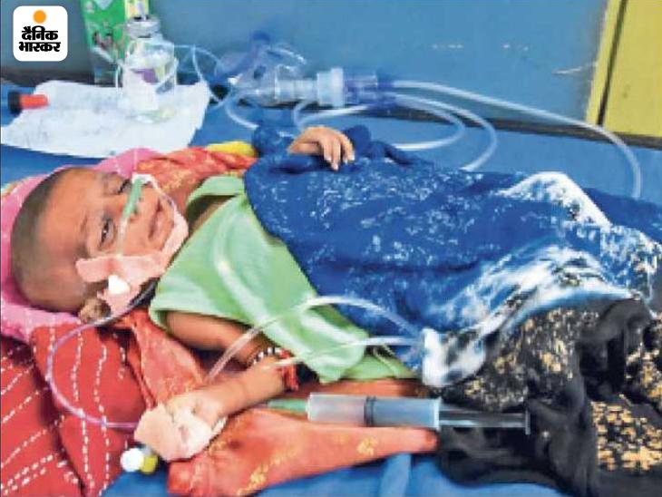 किशनगंज में तीन महीने की बच्ची में कोरोना वायरस मिलने और इससे मौत होने का यह पहला मामला है। - Dainik Bhaskar