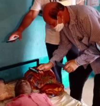 नशे में धुत युवक ने चरित्र शंका में की मारपीट, पत्नी ने पति का गला घोंट दिया; पुलिस को हादसा लगे इसलिए करंट भी लगाया|ग्वालियर,Gwalior - Dainik Bhaskar