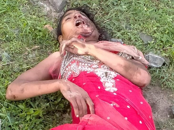 गया- कोडरमा रेल खंड पर रेलवे ट्रैक के पास मिला युवती का शव, नहीं हो सकी है पहचान|बिहार,Bihar - Dainik Bhaskar