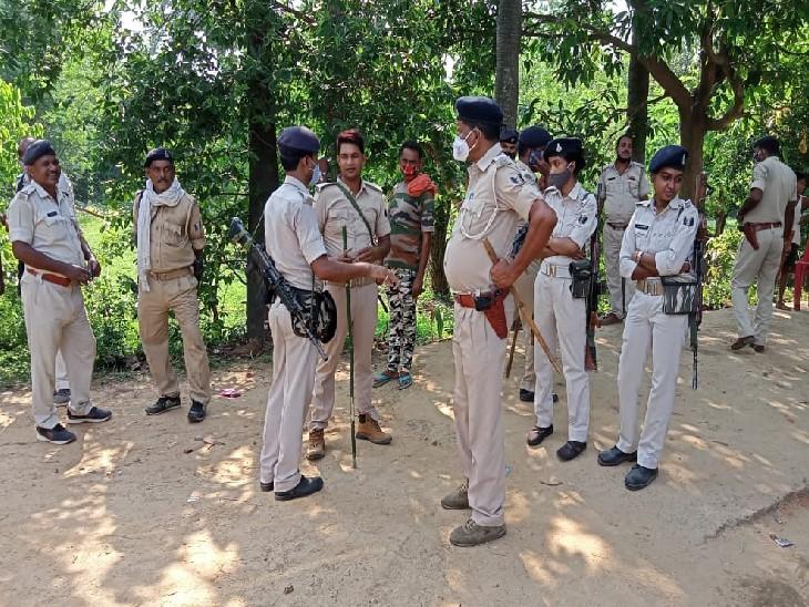 दो पक्षों में विवाद सुलझाने गए थे थानेदार और अंचलाधिकारी, दूसरे पक्ष ने किया हमला; 7 घायल भागलपुर,Bhagalpur - Dainik Bhaskar