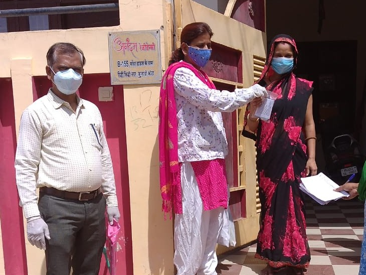 अप्रैल-मई के मुकाबले जून में राहत, 5 दिन में 109 पॉजिटिव, संक्रमण दर घटकर 1% हुई; कोविड अस्पताल में 26 मौत, सरकारी रिपोर्ट में 6 बताई कोटा,Kota - Dainik Bhaskar