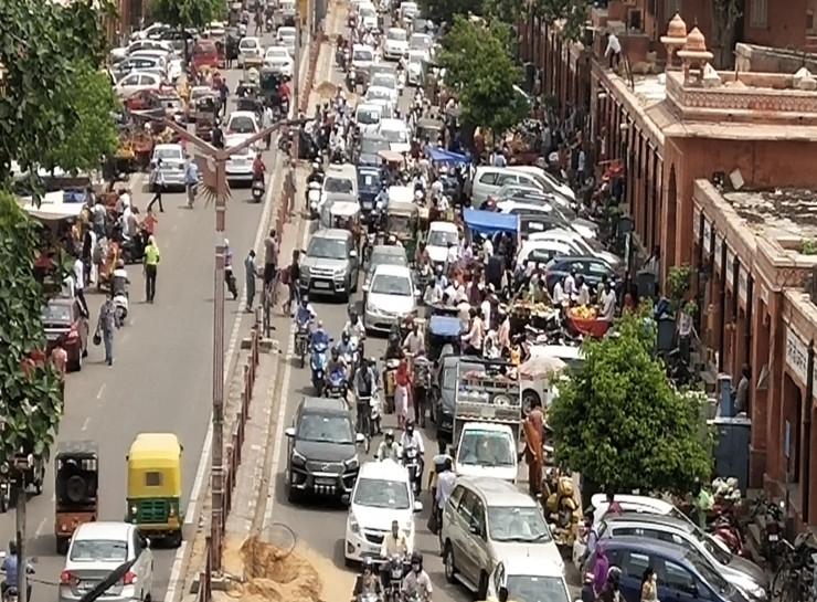 राजस्थान अब अनलॉक की तरफ बढ़ रहा है। आज देर रात तक और गतिविधियों को अनलॉक किया जाएगा। - Dainik Bhaskar