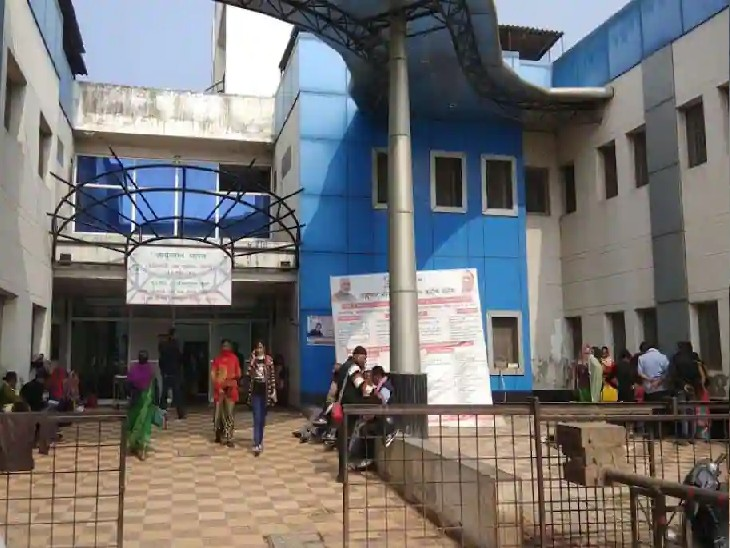 कानपुर के हैलट अस्पताल के 1 हजार से ज्यादा बेड तक होगी ऑक्सीजन सप्लाई|कानपुर,Kanpur - Dainik Bhaskar