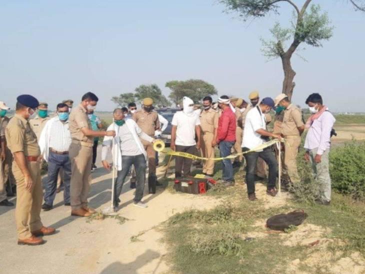 गोरखपुर में परवेज अहमद एनकाउंटर मामला। - Dainik Bhaskar