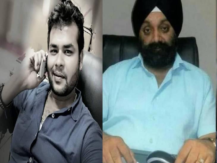 गिरफ्तारी से पहले सरबजीत मोखा की मोबाइल पर CSP से देर रात 3 बजे बातचीत होती रही; मोबाइल जब्त नहीं करके फंसी पुलिस|जबलपुर,Jabalpur - Dainik Bhaskar