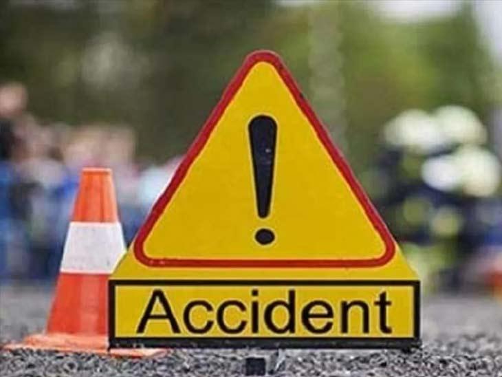पेट्रोलिंग कर रही पुलिस को पुल से 15 फीट नीचे गिरा मिला युवक, शादी से लौटते वक्त हुआ हादसा रांची,Ranchi - Dainik Bhaskar