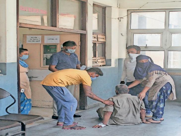 शहर में संक्रमण घटा, देहात में चिंता बढ़ी 21 दिनों में दम तोड़ने वाले 43.2% ग्रामीण|जालंधर,Jalandhar - Dainik Bhaskar