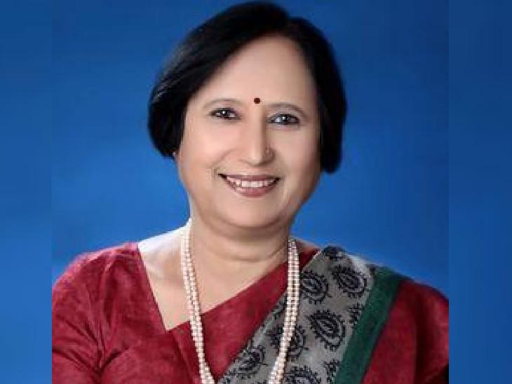 पार्षद और वित्त समिति की अध्यक्ष शील धाबाई- फाइल फोटो। - Dainik Bhaskar