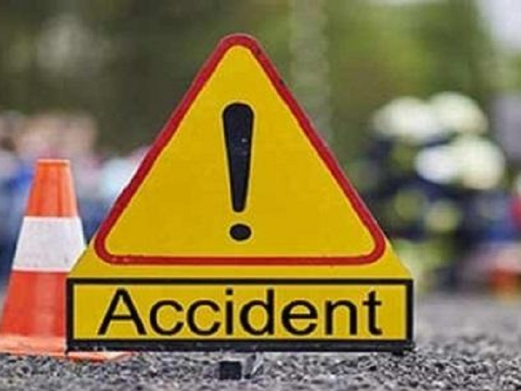 जहानाबाद में तेज रफ्तार वाहन ने युवक को रौंदा; सिर फटने से मौके पर तोड़ा दम|जहानाबाद,Jehanabad - Dainik Bhaskar