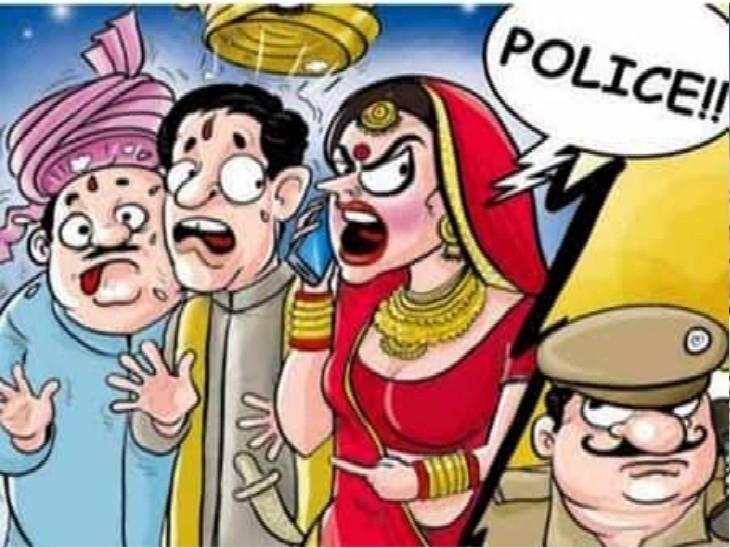 लड़की का पिता दे रहा था बुलट, दूल्हे को दहेज में चाहिए थी कार; मना करने पर मैसेज भेजा कि नहीं आएगी बारात ग्वालियर,Gwalior - Dainik Bhaskar
