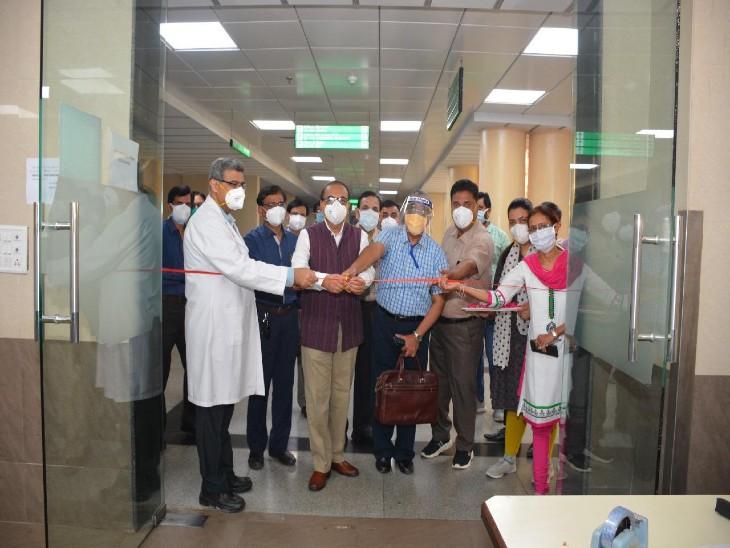 कोरोना से उबरने के बाद की समस्याओं से अब मिलेगी निजात, इस नंबर पर लें परामर्श व अपॉइंटमेंट|लखनऊ,Lucknow - Dainik Bhaskar