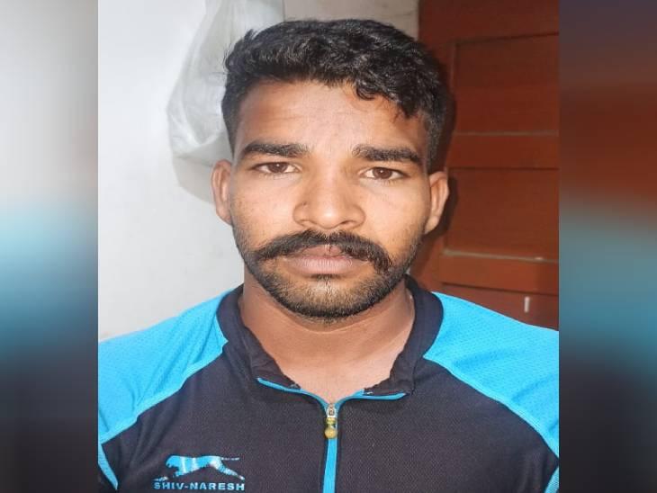 उप चुनाव में नाम वापस न लेने पर युवक की हुई थी हत्या, पुलिस ने आरोपी को दबोचा|मेरठ,Meerut - Dainik Bhaskar