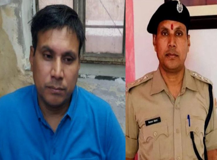 बर्खास्त RPS कैलाश बोहरा की हाईकोर्ट से जमानत खारिज, 14 मार्च को ACB ने सरकारी दफ्तर में महिला के साथ आपत्तिजनक हालत में पकड़ा था जयपुर,Jaipur - Dainik Bhaskar
