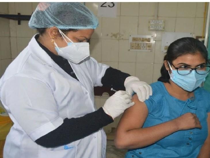 पटना में अब तक 11,55,199 लोगों ने लिया टीका; 4,00,769 वैक्सीनेटेड लोगों के साथ दूसरे स्थान पर सारण|पटना,Patna - Dainik Bhaskar