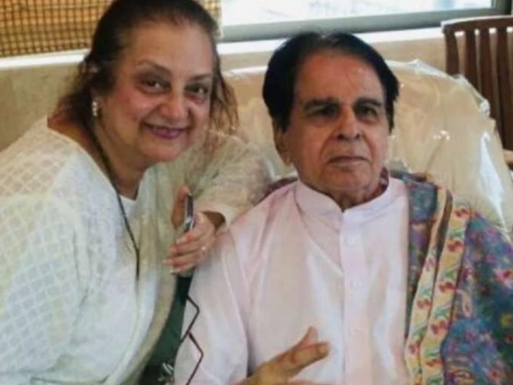 सायरा बानो बोलीं- 'साहब की हालत स्थिर है और वे 2-3 दिन में घर वापस आ जाएंगे' बॉलीवुड,Bollywood - Dainik Bhaskar
