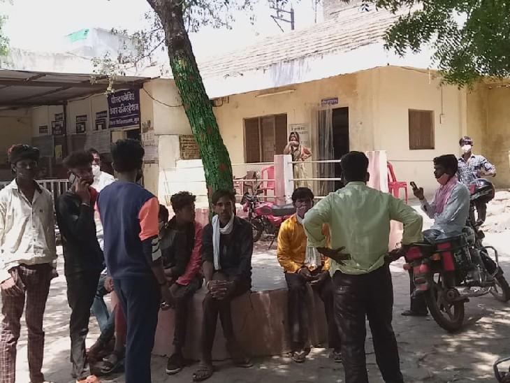 ससुराल वालों की प्रताड़ना से तंग महिला ने की खुदखुशी, 9 माह की गर्भवती थी|गुना,Guna - Dainik Bhaskar