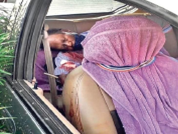 बेटे के बयान बदलने से उलझन में पुलिस, प्रोफेशनल शूटर के वारदात करने की आशंका; 48 घंटे बाद भी ड्राइवर को होश नहीं आया|पटना,Patna - Dainik Bhaskar