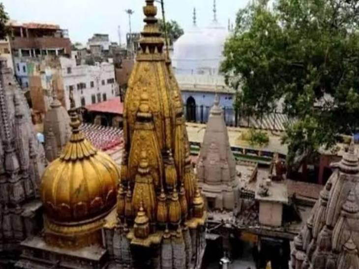 8 जून से श्री काशी विश्वनाथ के एक बार में 5 श्रद्धालु कर सकेंगे दर्शन; मास्क और सोशल डिस्टेंसिंग अनिवार्य|वाराणसी,Varanasi - Dainik Bhaskar