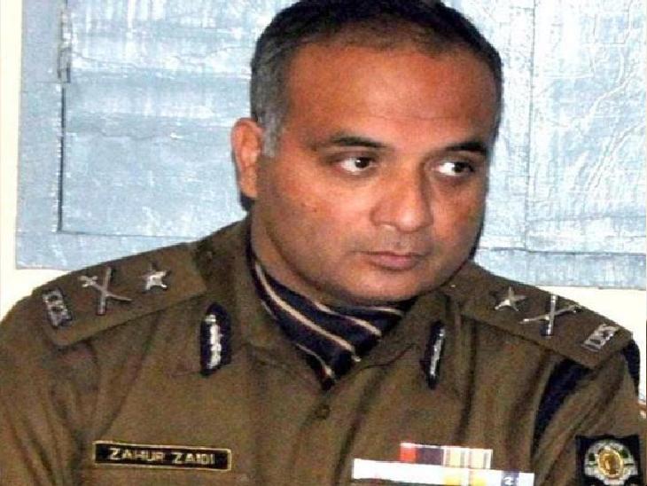शिमला के पूर्व IG की इंक्वयारी में शामिल होने की अर्जी खारिज; गुड़िया मर्डर केस के संदिग्ध आरोपी की पुलिस कस्टडी में मौत के मामले में जेल में बंद हैं पूर्व IG जहूर हैदर जैदी|चंडीगढ़,Chandigarh - Dainik Bhaskar