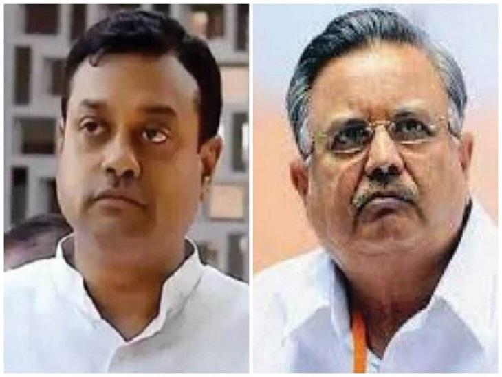 पूर्व CM डॉ. रमन सिंह और BJP के राष्ट्रीय प्रवक्ता संबित पात्रा बिलासपुर हाईकोर्ट पहुंचे; याचिका दायर कर FIR खत्म करने की मांग|छत्तीसगढ़,Chhattisgarh - Dainik Bhaskar