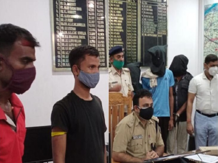 खुद की शादी के लिए सामान खरीदने गया था, अपहरण के बाद 2.5 लाख फिरौती मांगी थी; पुलिस ने 24 घंटे में छुड़ाया|गया,Gaya - Dainik Bhaskar