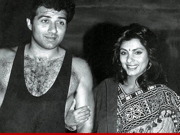 After separating from Rajesh Khanna, Dimple Kapadia had an affair with Sunny Deol, both daughters used to call the actor 'Chhote Papa' | राजेश खन्ना से अलग होने के बाद डिंपल कपाड़िया की थी सनी देओल से अफेयर की चर्चा, दोनों बेटियां एक्टर को बुलाती थीं 'छोटे पापा'