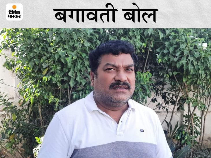 वेद प्रकाश सोलंकी बोले- गहलोत सरकार में SC-ST, माइनॉरिटी की पूरी भागीदारी नहीं, जहां इनके वोट नहीं, वहां से कांग्रेस चुनाव लड़कर देख ले|जयपुर,Jaipur - Dainik Bhaskar