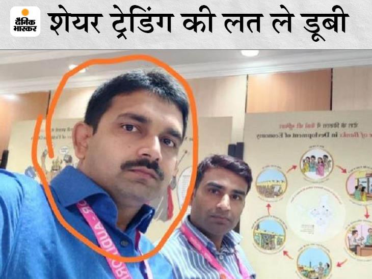 बैंक मैनेजर रविशंकर कुमार अब सलाखों के पीछे है। (फाइल फोटो) - Dainik Bhaskar