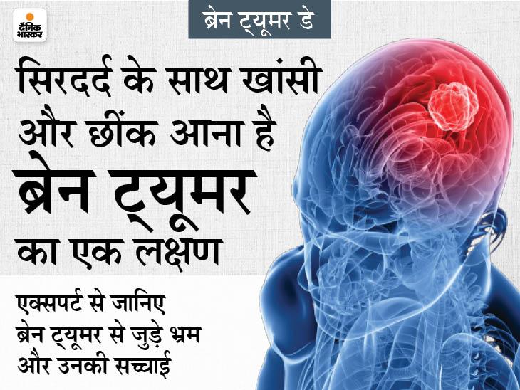 सुबह सिरदर्द के साथ नींद का टूटना है ब्रेन ट्यूमर का लक्षण, यह शरीर के दूसरे हिस्सों तक भी पहुंच सकता है; इसलिए लक्षण दिखते अलर्ट हो जाएं|लाइफ & साइंस,Happy Life - Dainik Bhaskar