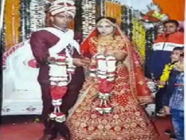 शादीशुदा सिपाही ने धोखे से रचाई दूसरी शादी, पहली पत्नी ने दर्ज कराया मुकदमा आगरा,Agra - Dainik Bhaskar
