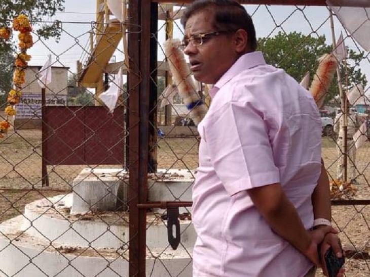 अमित जोगी ने कहा- बस्तर कलेक्टर रजत बंसल घमंडी हैं उन्हें निष्कासित कर देना चाहिए, प्रधानमंत्री को लिखी चिट्ठी, बंसल बोले- कोई गलतफहमी हो गई है|रायपुर,Raipur - Dainik Bhaskar