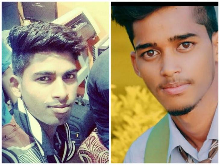 बिलासपुर में ट्रक की टक्कर से 12वीं के 2 छात्रों की मौत, 5 घायल; स्कूल में आंसरशीट जमा करने के बाद गए थे औरापानी घूमने|छत्तीसगढ़,Chhattisgarh - Dainik Bhaskar