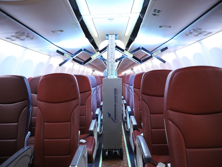 रेलवे ने ट्रेनों के कोच में किए बदलाव; एसी कोच में लगाया प्लाज्मा एयर ताकि हवा स्ट्रेलाइज हो,नल से लेकर फ्लश तक पैर से ऑपरेट होगा|जयपुर,Jaipur - Dainik Bhaskar
