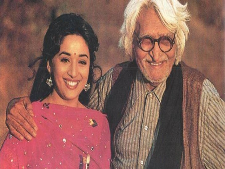 एमएफ हुसैन का निधन 9 जून 2011 को हुआ था। साल 2000 में उन्होंने माधुरी दीक्षित को लेकर 'गजगामिनी' फिल्म बनाई थी।