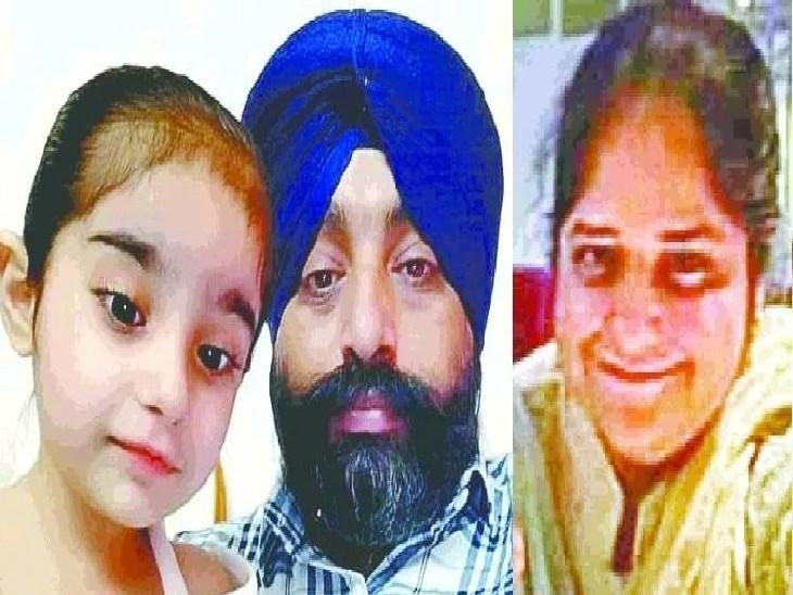 लापता परिवार की आखिरी लोकेशन अमृतसर में मिली; सेक्टर-40 से 3 जून को दिल्ली के लिए पत्नी-बेटी के साथ निकले थे बलविंदर सिंह, वहां नहीं पहुंचे चंडीगढ़,Chandigarh - Dainik Bhaskar