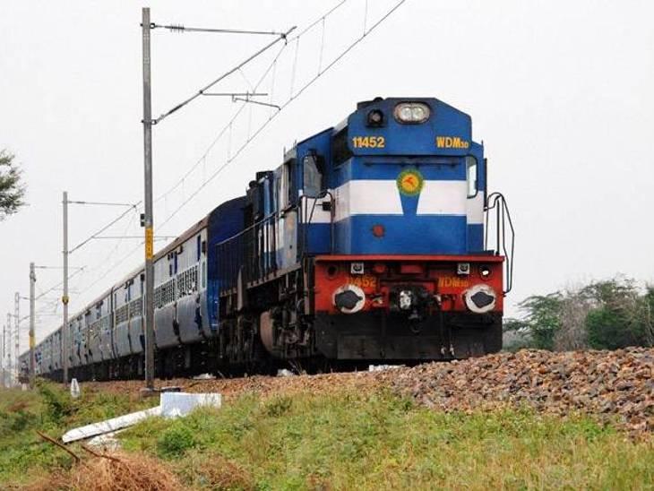रेलवे 10 जून से WCR की 8 जोडी ट्रेनों का संचालन शुरू करेगा, इटारसी-प्रयागराज पैसेंजर भी 11 जून से चलेगी जबलपुर,Jabalpur - Dainik Bhaskar