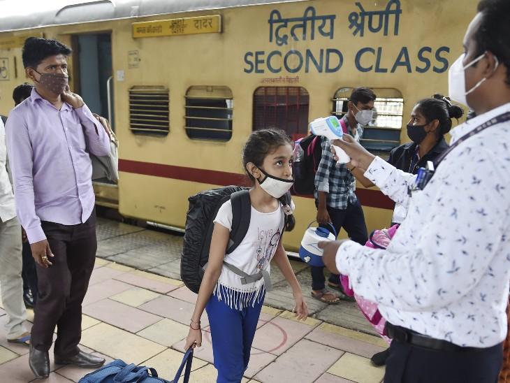 दुनिया में कहीं भी बच्चों में ज्यादा गंभीर संक्रमण नहीं, अगली लहर में भी ऐसा होने के सबूत नहीं|देश,National - Dainik Bhaskar