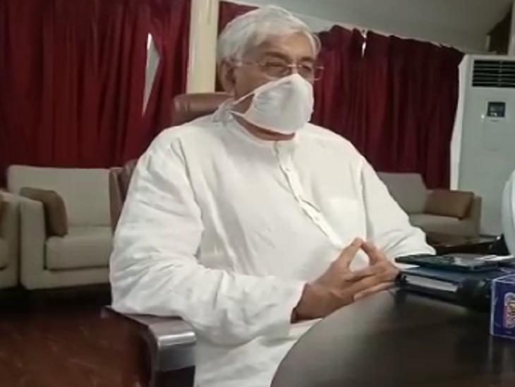 स्वास्थ्य मंत्री सिंहदेव ने कहा- अब केंद्र के कोविन पोर्टल पर ही होगा रजिस्ट्रेशन, पीएम मोदी के फ्री वैक्सीनेशन की पॉलिसी अभी स्पष्ट नहीं|रायपुर,Raipur - Dainik Bhaskar