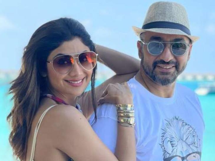 राज कुंद्रा ने स्पेशल वीडियो शेयर कर पत्नी शिल्पा शेट्टी को किया बर्थडे विश, बोले-आपके बिना मैं कुछ भी नहीं हूं बॉलीवुड,Bollywood - Dainik Bhaskar