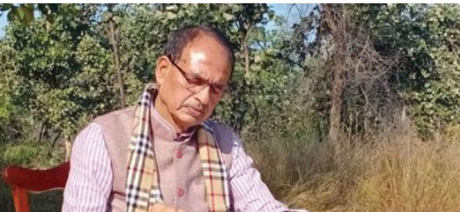 मुख्यमंत्री शिवराज सिंह चौहान। (फाइल फोटो) - Dainik Bhaskar