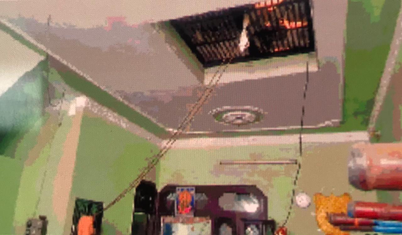 घर के भीतर झूला झूलते वक्त गले में रस्सी फंसने से 8 वर्षीय बच्ची की मौत, मां अंदर सो रही थी|जालंधर,Jalandhar - Dainik Bhaskar