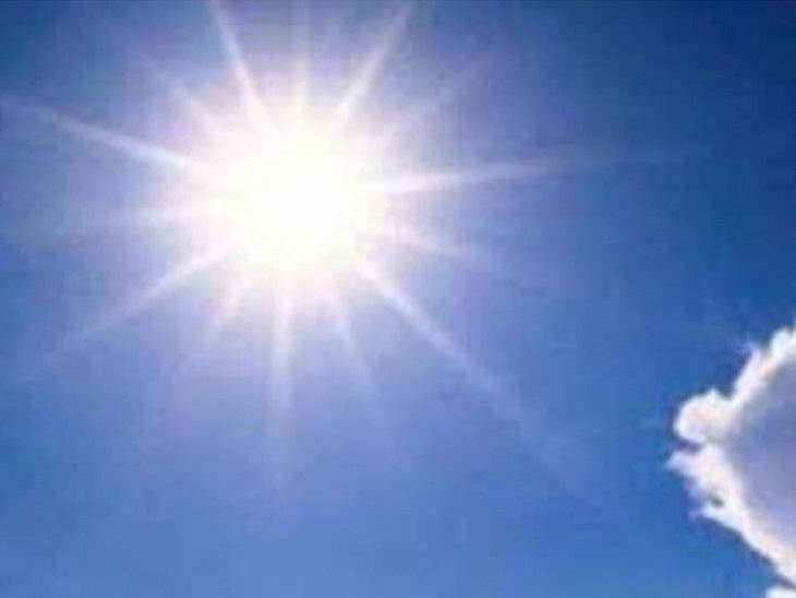 गंगानगर में 45.1, चूरू में 43 डिग्री रहा तापमान, कई जिलों में लू का रेड अलर्ट; 14 जून से बारिश की संभावना|राजस्थान,Rajasthan - Dainik Bhaskar
