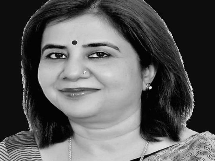 साधना शंकर, लेखिका, भारतीय राजस्व सेवा अधिकारी - Dainik Bhaskar