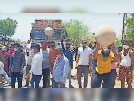 पीएचईडी ने अधिकांश नलकूप पंचायतों के जिम्मे बताए, सरपंच बोले- हमारे पास बजट नहीं जोधपुर,Jodhpur - Dainik Bhaskar