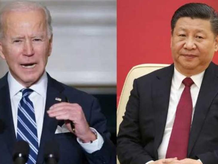 देश में बढ़ती चीनी टेक्नोलॉजी और उसके प्रभाव को खत्म करने के लिए अमेरिकी सीनेट व्यापक कानूनों का पैकेज ला रही है। - Dainik Bhaskar