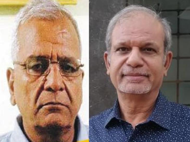 एक्सपर्ट विजय शंकर आचार्य और महेंद्र पांडे।