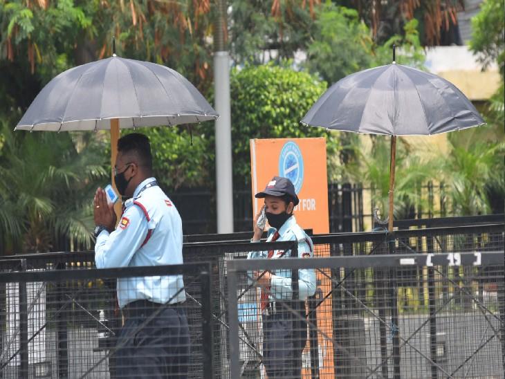 डेढ़ महीने बाद खुली सुखना लेक पर दिखी चहल पहल;एलांते मॉल में भी नजर आए विजिटर्स|चंडीगढ़,Chandigarh - Dainik Bhaskar